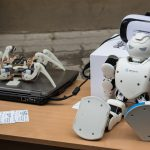 У Чернівцях дітям демонстрували роботів та хімічні досліди
