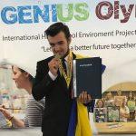 Школяр з Чернівців отримав бронзову медаль на олімпіаді геніїв у США