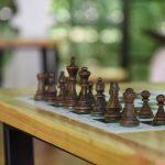 Як виглядає шаховий павільйон у Центральному парку Чернівців. Фото