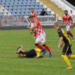 «Буковина» здобула перемогу в домашньому матчі. Фото