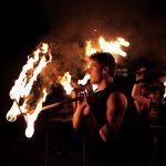 «Тіні Вогню». Як фаєрники готуються до вогняного шоу