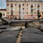 Скільки коштів дадуть на ремонт доріг у Чернівецькій області