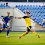 У виїзному матчі «Буковина» перемогла «Верес»