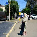 У Чернівцях тимчасово з'явилася нова тролейбусна зупинка