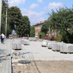 Ремонт триває. Перекриття вулиці Суворова продовжили до 1 листопада