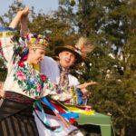 У Чернівцях відтворювали автентичні обряди справжнього весілля.  Фото