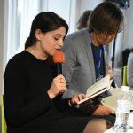 Швейцарський письменник Педро Ленц презентував у Чернівцях свої книги