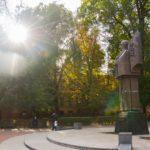 7 фактів про пам'ятник Юрію Федьковичу