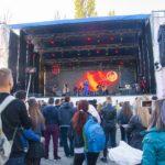 На Соборній площі виступили переможці фестивалю «Червона рута». Фото