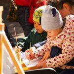 У Чернівцях вперше пройшов дитячий інклюзивний мистецький фестиваль. Фото