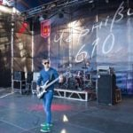 Як віддрайвував найстаріший рок-фестиваль «Відродження» у Чернівцях. Фото