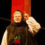 Як пройшла прем'єра вистави «ВІР або НЕВІР» за оповіданням Марії Матіос. Фото