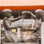 5 фактів про скульптурну композицію «Колиска миру»