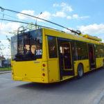 На маршруті №9 замість автобусів їздитимуть тролейбуси
