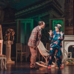 «Оскар». Одеський театр зіграв у Чернівцях мюзикл з елементами джаз-року та фанку