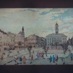 «Силуети міста». У Чернівцях відкрилась виставка живопису та графіки