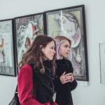 У «Вернісажі» відкрилася виставка національного масштабу. Фото