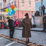 610-та річниця. Біля Ратуші відбулося урочисте відкриття Дня міста. Фото