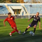 ФСК «Буковина» поступився у домашньому матчі «Вересу». Фото