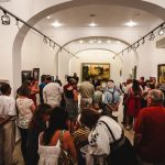 Чернівчан запрошують на виставку батального живопису