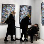 «Homo plasticus». У Чернівцях відкрилась виставка Андрія Пілата