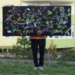 У Чернівцях відкриють виставку Андрія Пілата «Homo plasticus»