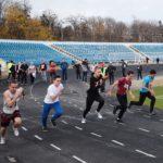 «Ратуша-2018». На стадіоні «Буковина» змагались за кубок Чернівців з легкої атлетики. Фото