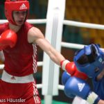 Буковинець Вадим Клим здобув першу перемогу на молодіжному чемпіонаті України з боксу