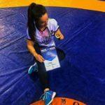Поліціянтка з Чернівців стала чемпіонкою світу з панкратіону