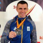 Чернівчанин Валерій Чоботар став віце-чемпіоном світу з карате