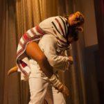 Запорізький театр танцю привіз до Чернівців «Тіні забутих предків». Фото
