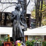 6 фактів про пам'ятник Міхаю Емінеску