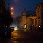 Як у Чернівцях проходила нічна екскурсія вулицею Шевченка. Фото