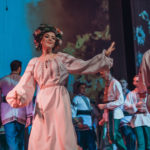Ансамбль пісні і танцю «Трембіта» БДМУ відсвяткував своє 55-річчя. Фото