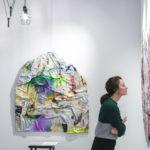У Чернівцях відкрили виставку молодого експресіоніста Євгена Лісняка. Фото
