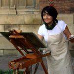 Лариса Куваєва запрошує на авторську виставку живопису