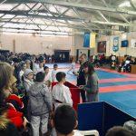 У Чернівцях розпочався Кубок Святого Миколая з карате. Фото