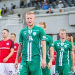 Буковинський футболіст Юрій Ткачук продовжить грати за естонський клуб