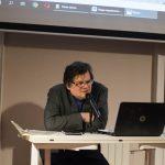 «Будні тоталітаризму». Журналіст Сергій Воронцов виступив із відкритою лекцією. Фото