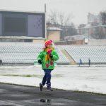 На стадіоні «Буковина» відбулася благодійна оздоровча пробіжка. Фото