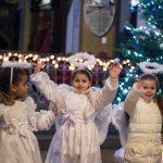 Римо-католики Чернівців зустріли Різдво Христове. Фото
