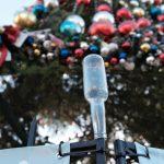 Чернівці після зустрічі Нового року. Фото