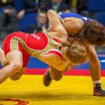 Дві чернівчанки стали призерками чемпіонату України з вільної боротьби