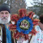 Самобутні колективи маланкарів і велике коло коляди. У Чернівцях розпочалося фольклорне свято. Фото