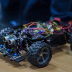 Чернівецькі старшокласники змагались у створенні робоавтомобілів. Фото