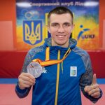 Чернівчанина Валерія Чоботаря визнали кращим каратистом України 2018 року