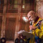 Не писати просто не міг. Як Юрій Іздрик читав вірші в«Apartamentul 24». Фото