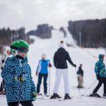 Як у Миговому пройшли змагання з гірських лиж. Фото