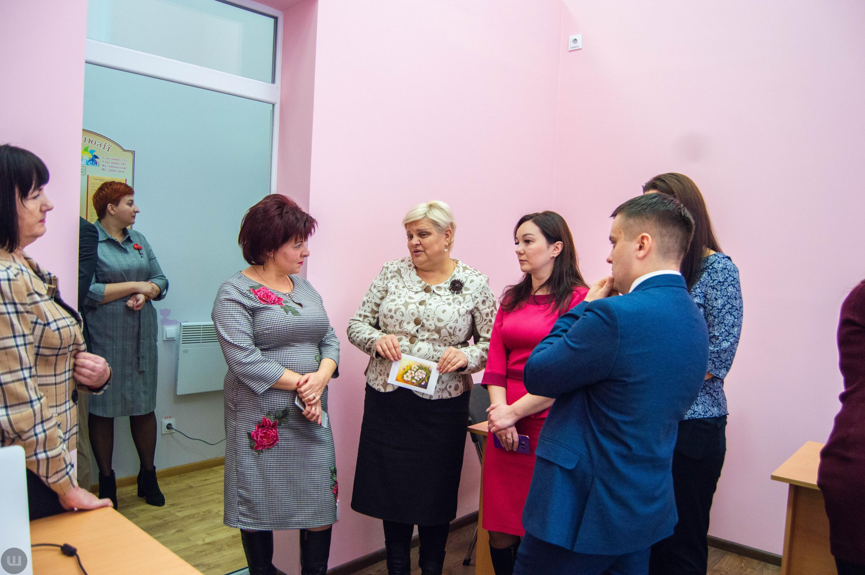 У Чернівцях відкрили перший інклюзивний центр