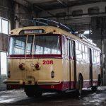 Ювілей «рогатого». Сьогодні чернівецькому тролейбусу 80 років. Фото